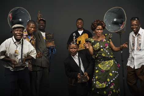 Konono No1 confirmed their slot for the Big Chill